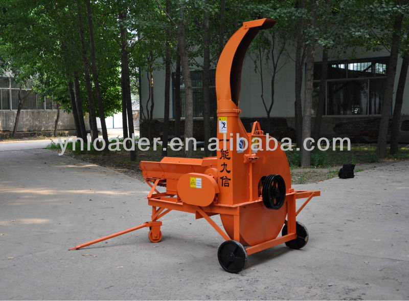 9ZP-4.0 Chaff Cutter for grass