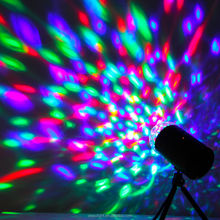 Mini Projector RGB DJ Disco Light Stage Lighting Show Xmas Party Laser Lighting