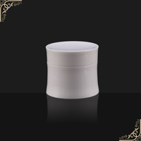 Skin Care Cream Use and PP Plastic Type clear jar