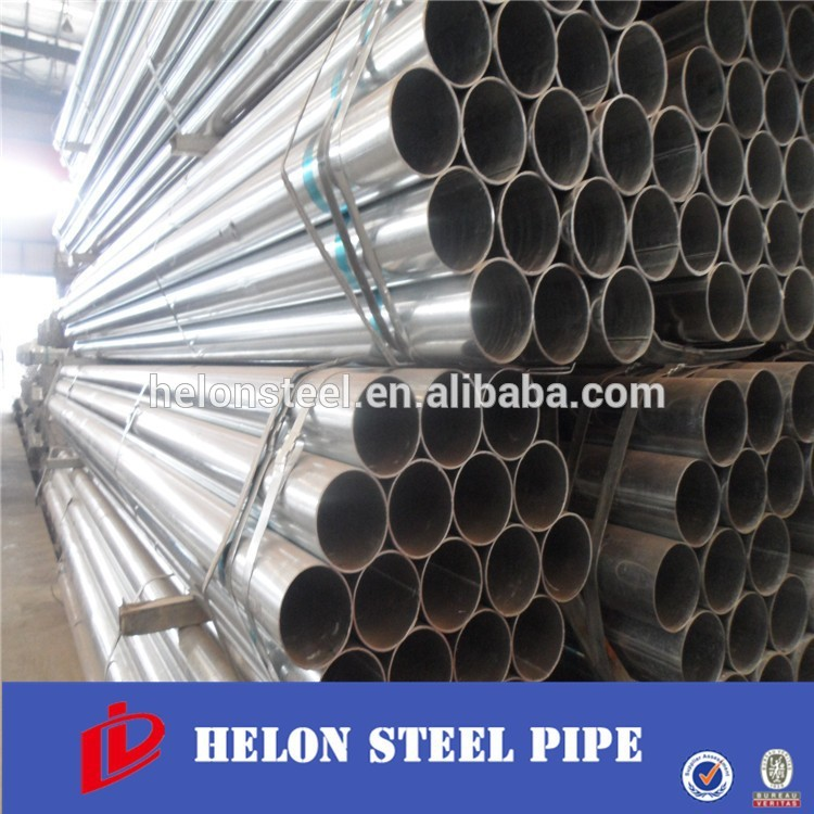 iso 9001-2000 galvanized steel pipe price list furniture material iso 9001-2000 galvanized steel pipe