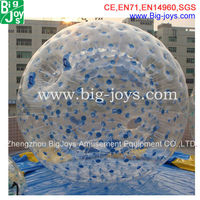 Factory Direct Sale Kid Size Hamster Ball Baby Hamster Ball Human Inflatable Hamster Ball