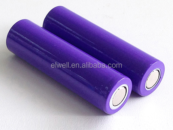 Rechargeable 18650 lithium-ion battery 3.7v lithium battery 18650 for mobile phone power bank