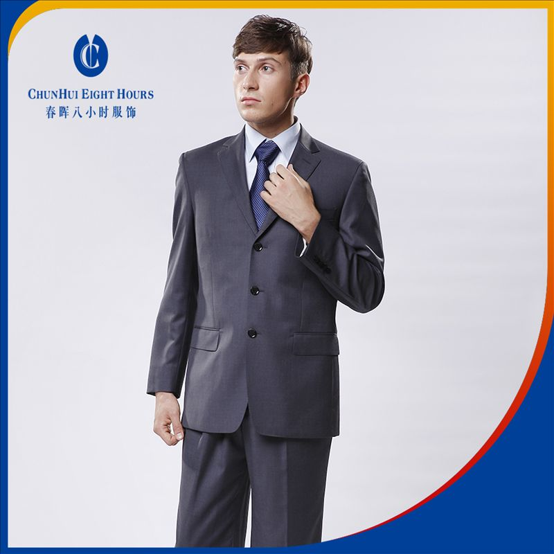 Professional designer and manufacturer of the office business suits for men