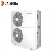 Free renewable energy multi-function air to water dc inverter heat pump supply heating cooling and hot water