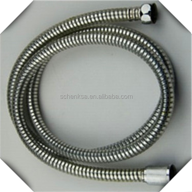 H10 gas hose stainless steel sanitary braided shower hose