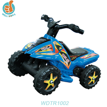 WDTR1002 Popular Model Kids Electric Mini Three Wheel Motorcycle For Kids High Performance Electric Rc Car