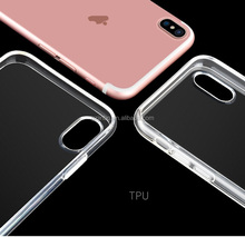 mobile phone accessories,tpu case for Apple iPhone 8 back cover