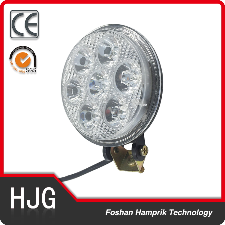 Competitive price 12v 24v 21w led work light for all car
