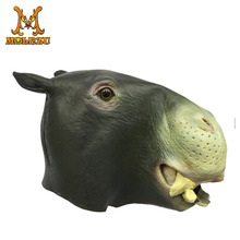 The New 2018 Festival Celebration Custom Halloween Animal Hippo Mask