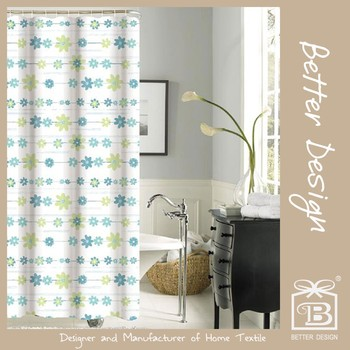 Best Wholesale Custom Shower Curtain