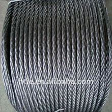 hoisting steel wire rope 6*31WS+IWR