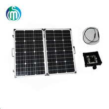 High efficiency SUN POWER fabric folding solar panel cells