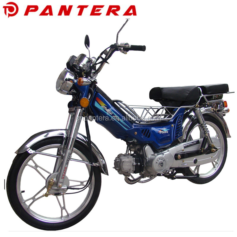 Mini kids gas high quality 50CC motorcycle
