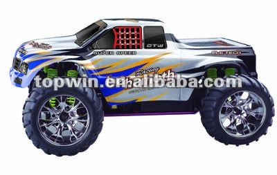 1/10 Scale RC Gas Powered 4WD off-Road Truck