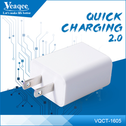 Veaqee automatic battery charger,silver charger plates,qi wireless charger receiver for galaxy s5