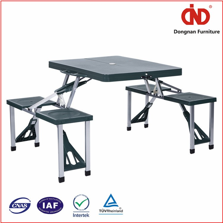 Cheap Customized Different Size Mini Folding Table And Chair In Bulk