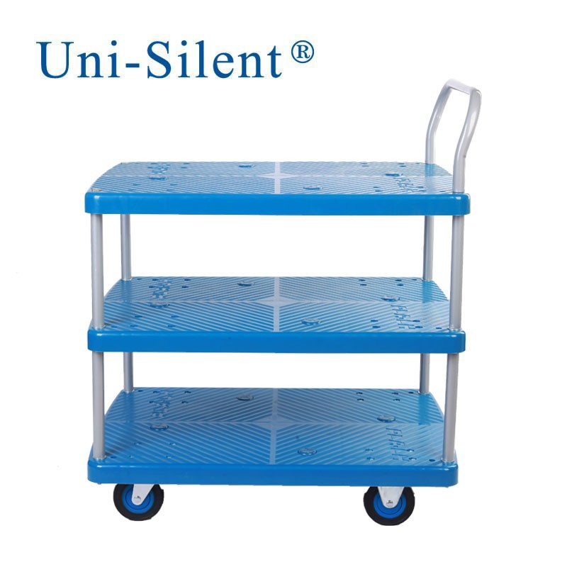 PLA150Y-T3 The Super Silence Trolley Home Storage Kitchen Wagons