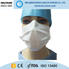 Antibacterial fabric surgical mask medical mask 3 ply