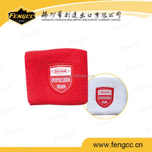 100% Cotton Jacquard Satin Sweatband and Wristband