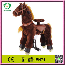 Adult size mechanical horse for sale toy rocking horse for kids
