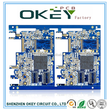 Shenzhen pcb factory welcome custom 94v-0 usb sd audio player printed circuit board