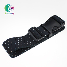 Personalized Webbing Security Luggage Strap/Belt With Logo Custom For Promotion