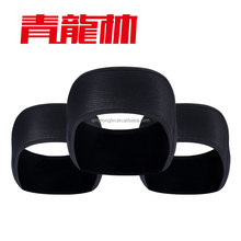 Customized Winter Outdoor Earflap Windproof non slip Warm Running Headbands Black Sports Fashion Headbands for men