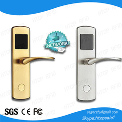 Proximity Lock RF card door lock network hotel door lock