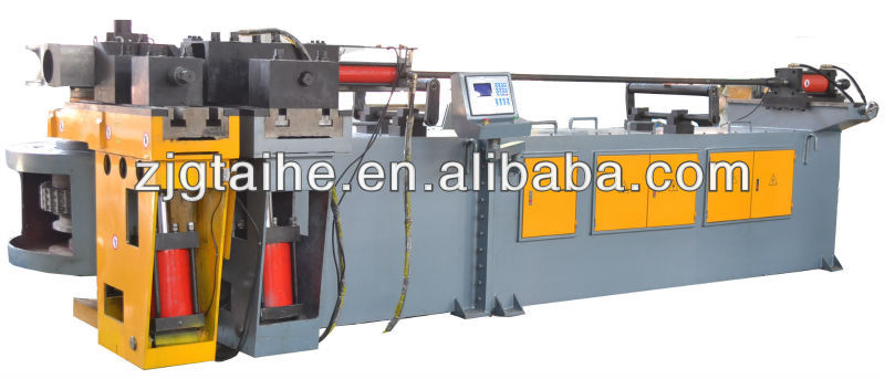 DW168NC single-head hydraulic large pipe bender machine