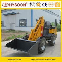 HYSOON New Mult purpose wheeled tractor