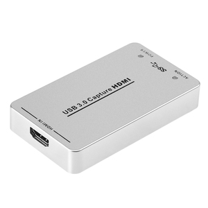 HDV-UH60 USB 3.0 Capture HD to USB3.0 Video Capture Dongle HD 1080P HD Drive Free Superior AV Capture Device Compatibility for P