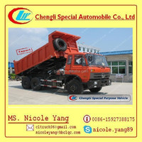 20 tons 6*4 truck High-capacity Dump Lorry, concrete transport truck
