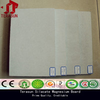 Class A1 fireproof waterproof fiber reinforced gypsum board