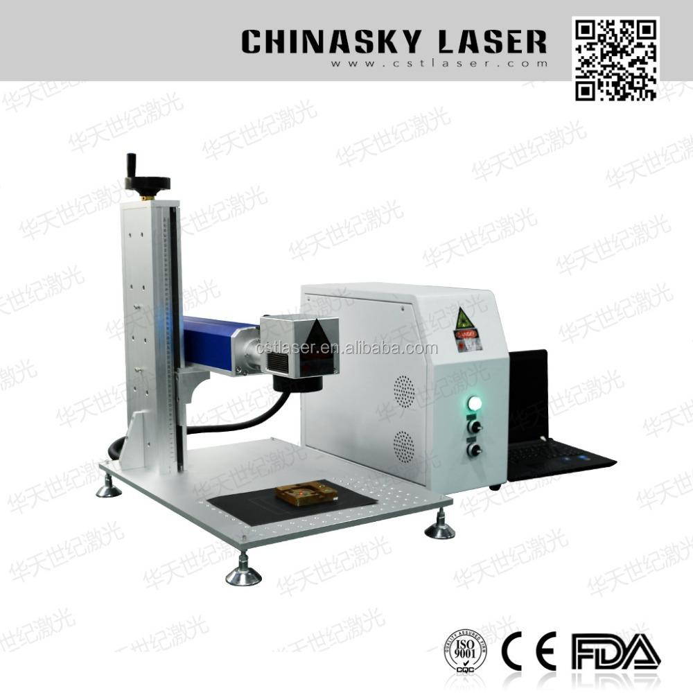 fiber marking machine