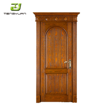 China Supplier Compressed Old Antique Soild Wooden Doors Prices