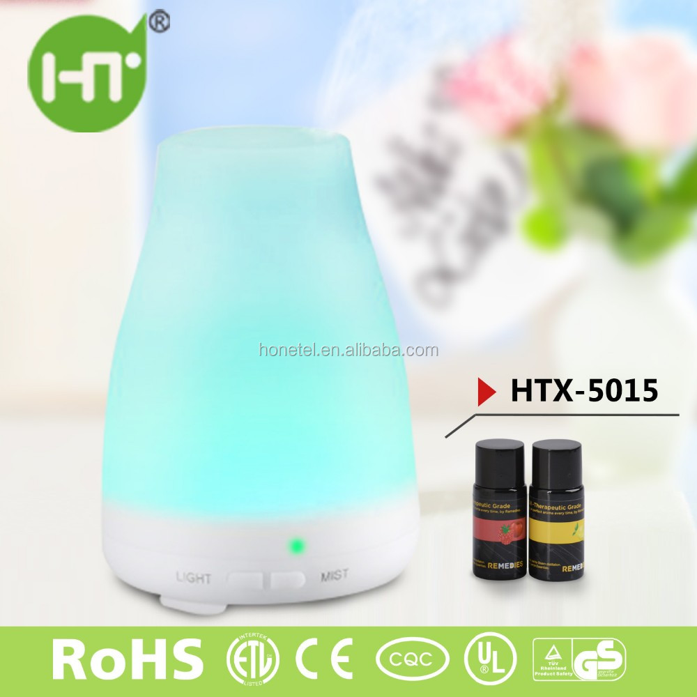 HTX-5015 2018 New HOT SALE Color Changing Diffusor Essential Oil Electric Diffuser