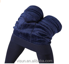 Winter Warm thick fleece knitted Leggings