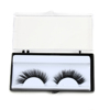 Wholesale price 100% real mink fur eyelash extension with private label packaging