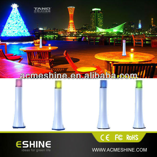 made in china the hot sales rechargeable led candle light with blow out for restaurant
