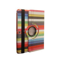Fashion PU Leather flip pad case cover For pad3 4 5 6