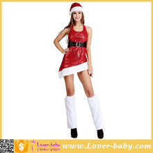 2015 Christmas costume Xmas Miss Santa's Sweetie Costume