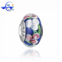 wholesale cheap crystal lampwork italy murano glass beads ETB073