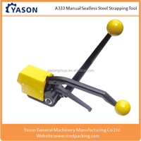 A333 Manual Sealless Steel Strapping Tool