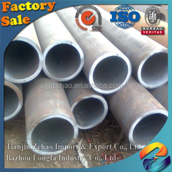 Made in China factory high quality Electrical wire conduit seamless steel pipe for oil
