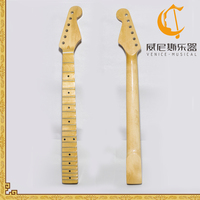 Factory wholesale electric guitar neck maple neck