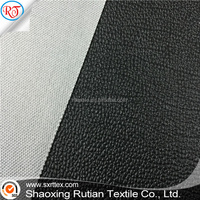 Flame-resistant pvc leather car seat covers , pvc material for car decoration usage