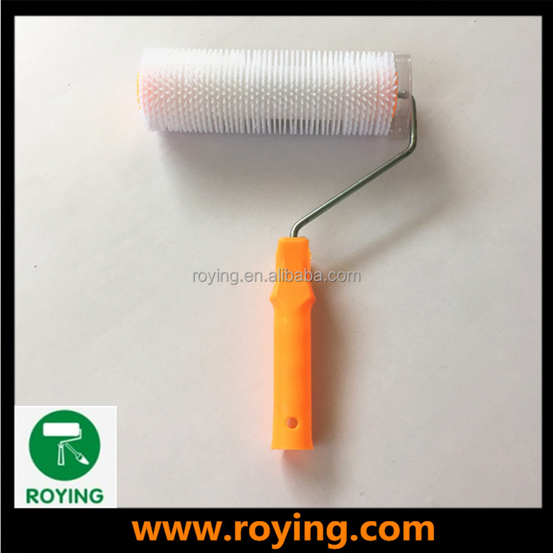 ROYING spike roller special aluminum roller metal roller wholesale