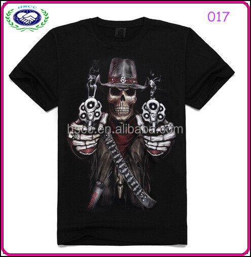 2015 new style mens 3d elephant printing cheap breathable super cool t shirt