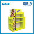 Supplier of Wal-Mart Cardboard display shelf for merchandise promote