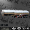 Aluminum Alloy Tank Semi Trailer Fuel